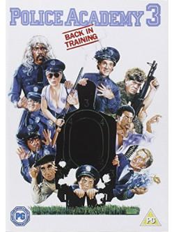 Police Academy 3 (Dvd) [Edizione: Regno Unito] [ITA]