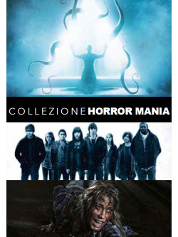 Horror Mania (3 Dvd)