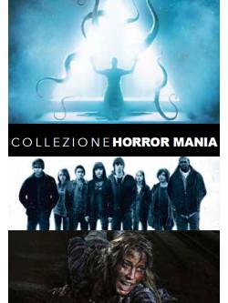 Horror Mania (3 Blu-Ray)