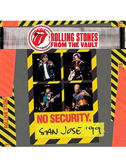 Rolling Stones (The) - From The Vault: No Security - San Jose 1999 (3 Blu-Ray) [Edizione: Stati Uniti]