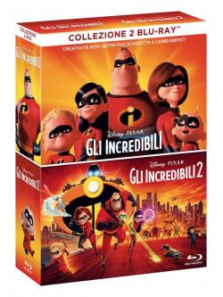Incredibili (Gli) Collection (2 Blu-Ray)
