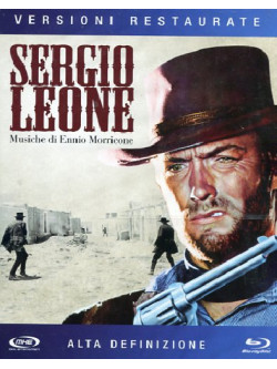 Sergio Leone Collection (Ltd) (3 Blu-Ray)