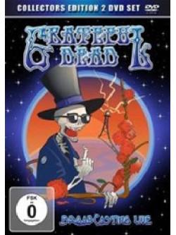 Grateful Dead - Broadcasting Live (2 Dvd)
