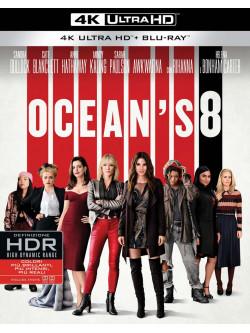 Ocean'S Eight (Blu-Ray 4K Ultra HD+Blu-Ray)