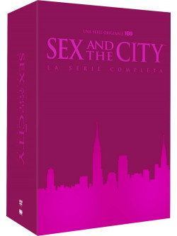 Sex And The City - La Serie Completa (17 Dvd)