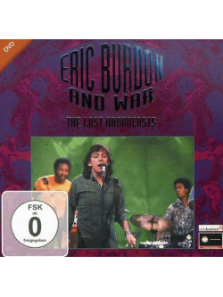 Eric Burdon And War - The Lost Broadcasts