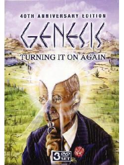 Genesis - Turning It On Again (3 Dvd)
