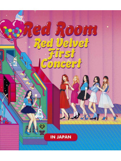 Red Velvet - 1St Concert Red Room In Japan [Edizione: Stati Uniti]