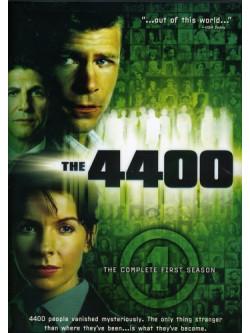4400: Complete Season (2 Dvd) [Edizione: Stati Uniti]