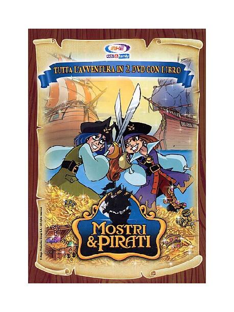 Mostri & Pirati (2 Dvd+Libro)