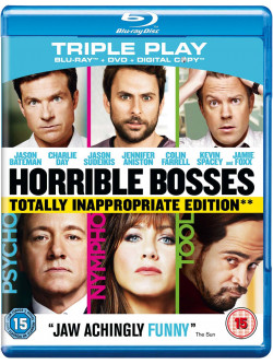 Horrible Bosses - Triple Play (Blu-ray + Dvd) [Edizione: Regno Unito] [ITA]