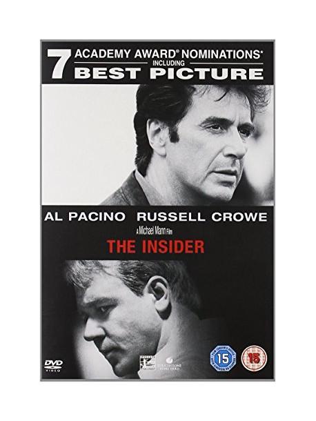 Insider (The) [Edizione: Regno Unito] [ITA]