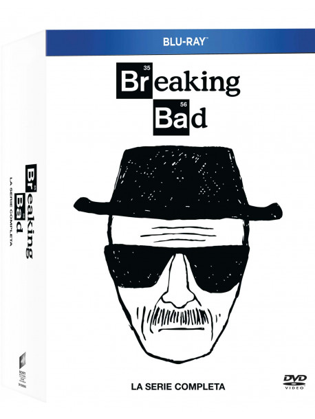 Breaking Bad - La Serie Completa (16 Blu-Ray)