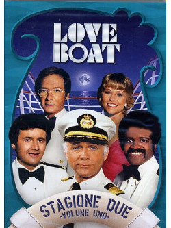 Love Boat - Stagione 02 01 (4 Dvd)