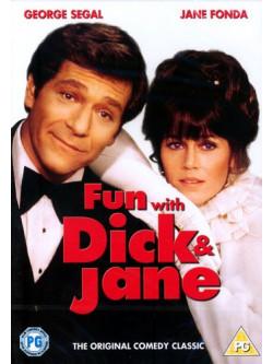 Fun With Dick And Jane [Edizione: Regno Unito] [ITA]