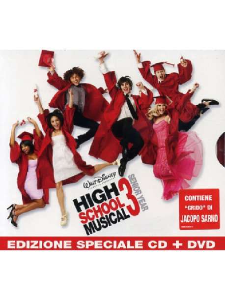 High School Musical 3 - Senior Year (Dvd Videoclip+Cd)
