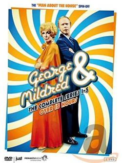 George & Mildred S1-5 (5 Dvd) [Edizione: Paesi Bassi]