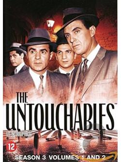 Untouchables Season 3 (7 Dvd) [Edizione: Paesi Bassi]