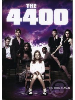 4400: Complete Third Season (4 Dvd) [Edizione: Stati Uniti]