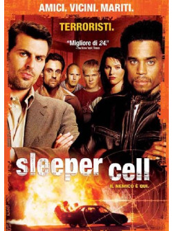 Sleeper Cell - Stagione 01 (4 Dvd)