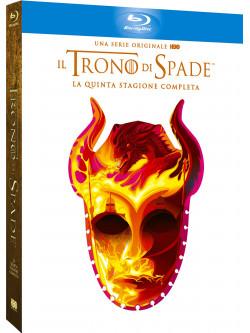 Trono Di Spade (Il) - Stagione 05 - Robert Ball Edition (4 Blu-Ray)