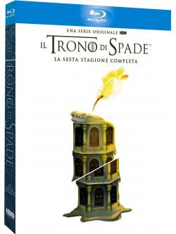 Trono Di Spade (Il) - Stagione 06 - Robert Ball Edition (4 Blu-Ray)