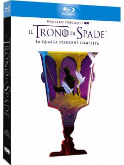 Trono Di Spade (Il) - Stagione 04 - Robert Ball Edition (4 Blu-Ray)