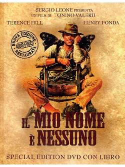 Mio Nome E' Nessuno (Il) (SE) (Dvd+Libro)
