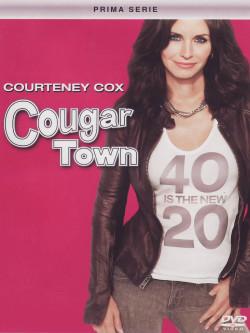 Cougar Town - Serie 01 (4 Dvd)