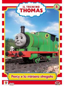 Trenino Thomas (Il) 08 - Percy E La Miniera Stregata