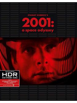 2001: A Space Odyssey (Steelbook) (3 Blu-Ray) [Edizione: Regno Unito]