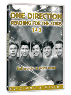 One Direction - Reaching For The Stars 01-02 (2 Dvd)