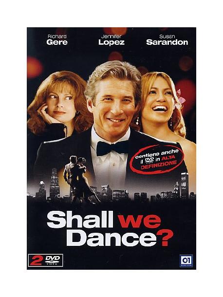 Shall We Dance? (2004) (Dvd+Hd)