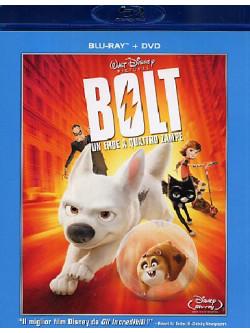 Bolt - Un Eroe A Quattro Zampe (Blu-Ray+Dvd)
