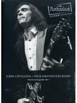 John Cipollina / Nick Gravenites Band - Rockpalast