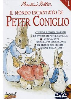 Mondo Incantato Di Peter Coniglio (Il) 01