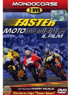 Faster - Motomondiale - Il Film (2 Dvd)