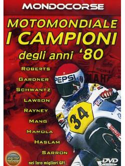 Motomondiale - I Campioni Degli Anni '80