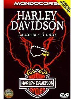 Harley Davidson - La Storia E Il Mito
