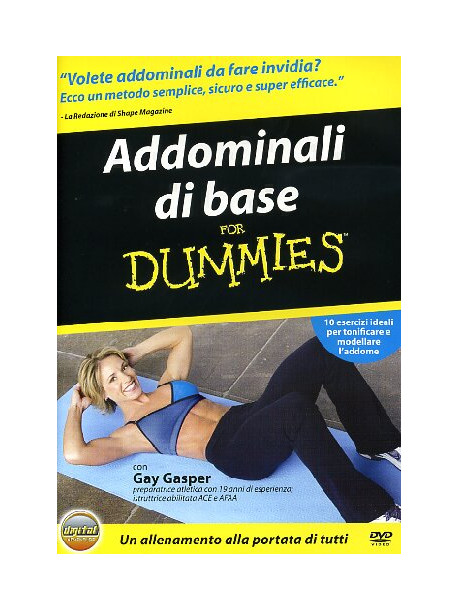 For Dummies - Addominali Di Base