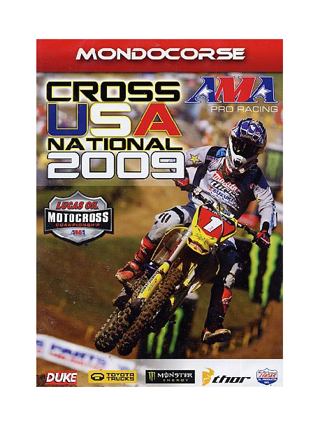 Ama Cross Usa National 2009 (Dvd+Booklet)