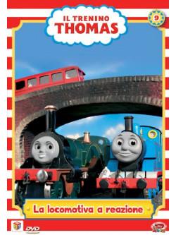 Trenino Thomas (Il) 09 - La Locomotiva A Reazione