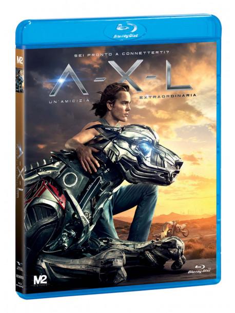 A-X-L - Un'Amicizia Extraordinaria