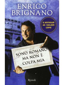 Enrico Brignano - Sono Romano Ma Non E' Colpa Mia (Dvd+Libro)