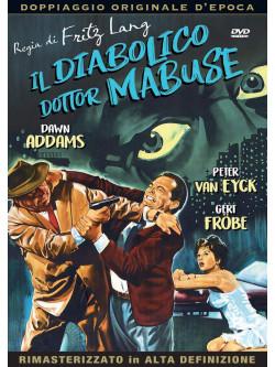 Diabolico Dottor Mabuse (Il)