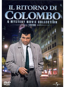Colombo - Il Ritorno Di Colombo - 6 Mystery Movie Collection 1990 (3 Dvd)