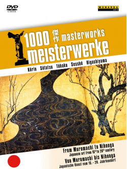 1000 Masterworks: From Muromachi To Nihonga - Japanese Art From 15Th To 20Th Century [Edizione: Regno Unito]