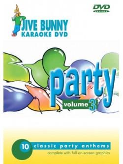 Jive Bunny Karaoke Dvd: Party Volume 3