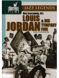 Louis Jordan & His Tympany Five - Hey Everybody