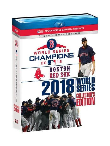 2018 World Series Collector'S Edition (8 Blu-Ray) [Edizione: Stati Uniti]